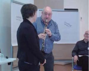 Mark clarinet